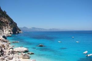 Sardaigne : cala Goloritze