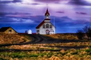 Selfoss : Selfoss0928 Church Miles from Anywhere 1024x