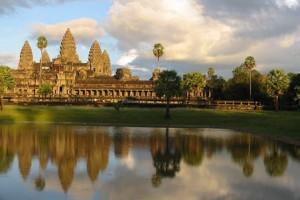 Cambodge : Siem Reap (Temples d'Angkor)