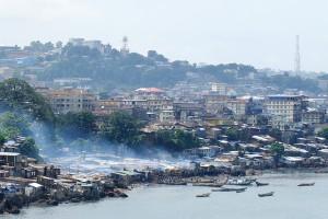 Sierra Leone : Freetown, capitale de la Sierra Leone