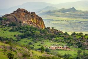 Swaziland (Eswatini) : Vallée d'Ezulwini