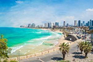 Tel Aviv : Côte de Tel Aviv