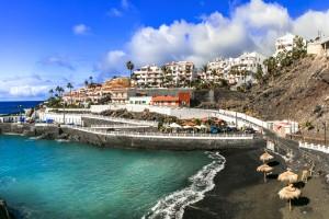 Tenerife : Puerto di Santiago