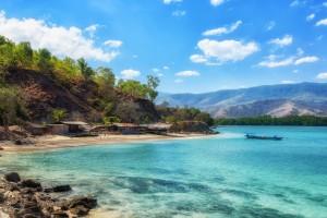 Timor Oriental : Plage au Timor Oriental