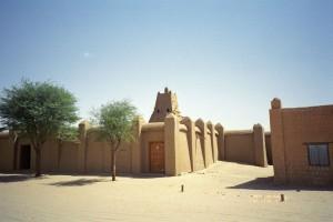 Tombouctou : Sankore Mosque, Timbuktu