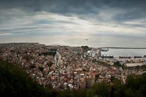 Trabzon : Panoromik Trabzon