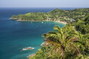 Trinité-et-Tobago : Castara Bay, Tobago