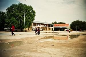 Botswana : Tsabong