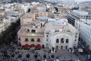 Tunisie : Tunis