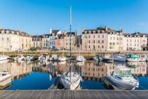 Vannes (Morbihan) : port de Vannes