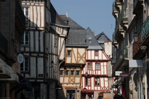 Vannes (Morbihan) : A French take on Dickensian