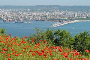 Varna : View of Vàrna, Bulgaria