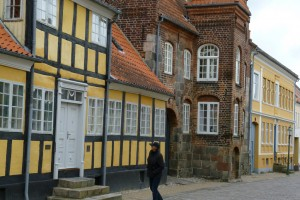 Viborg : In the old part of Viborg