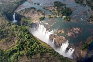 Chutes Victoria (Zimbabwe) :
