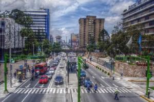 Guatemala : ville de Guatemala