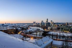 Lituanie : Vilnius