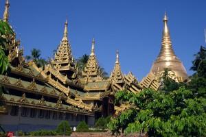 Birmanie (Myanmar) : Yangon (Rangoun)