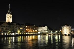 Suisse : Zurich