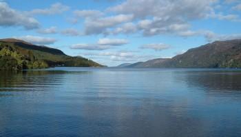 le Loch Ness (lac)
