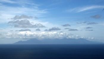Praslin Bay (Sainte Lucie)