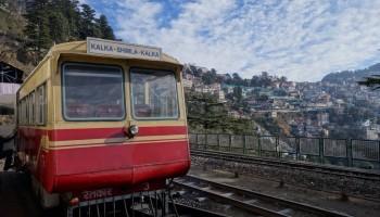 l'Himachal Pradesh (Shimla)