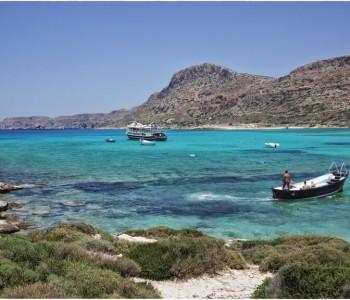 La Crète en août