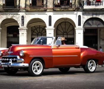 Cuba en janvier