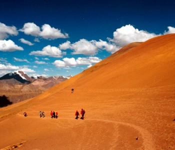 Le Pérou en août