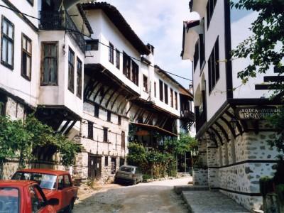 Bulgarie : Bulgarie village
