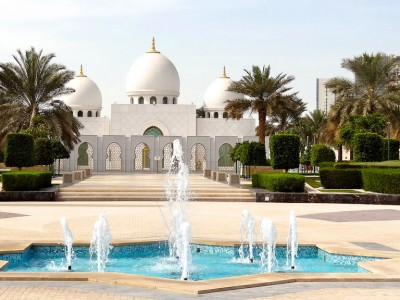 Émirats arabes unis : Gd.Mosquèe-Sheikh Zayed