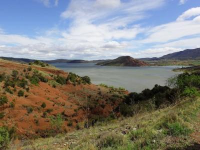Languedoc-Roussillon : lac du Salagou02