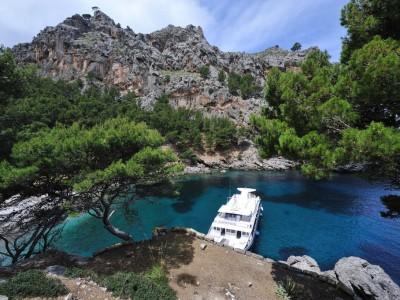 Majorque : Majorque - La Calobra