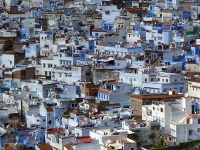 Maroc : Chefchaouen, Morocco