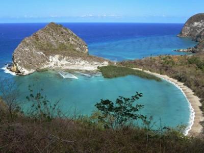 Mayotte : Moya Beach