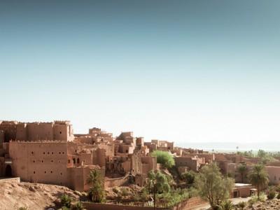 Photo de : Ouarzazate