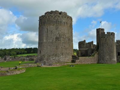 Pays de Galles : Pays de Galles, Pembroke