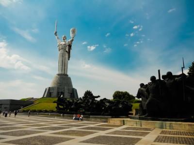 Ukraine : The Motherland Calls