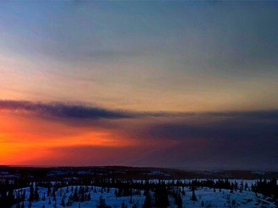 Photo de : Yellowknife