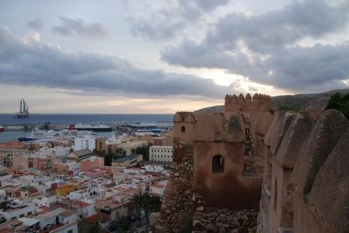 Almeria : La Alcazaba