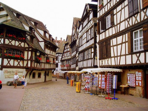 Alsace : Strasbourg