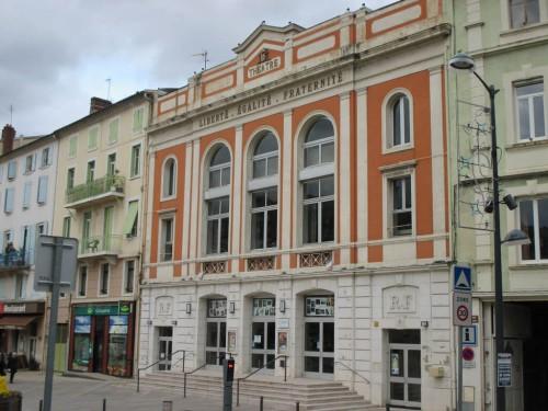 Annonay : Annonay centre-ville