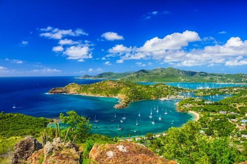 Antigua-et-Barbuda : Shirley Heights, Antigua-et-Barbuda