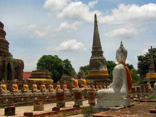 Ayutthaya : Ayutthaya, Thailand