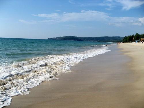 Bang Tao Beach :