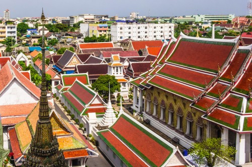 Bangkok : Color Blast