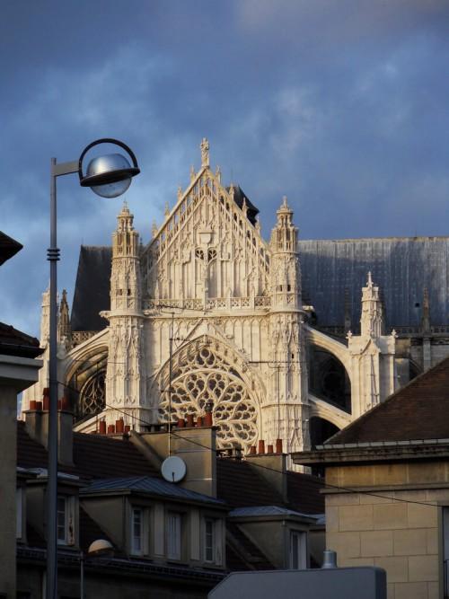 Beauvais (Oise) : Beauvais,Oise-cathedrale