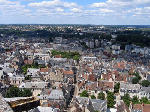 Bourges (Cher/Berry) : Bourges
