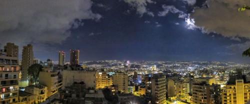 Beyrouth : Beyrouth - La ville et le Mont-Liban - 27-06-2010 - 23h14.jpg