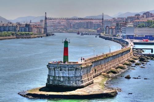 Bilbao : Leaving Bilbao