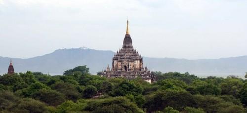 Birmanie (Myanmar) : shwegugi